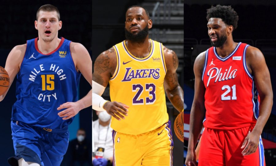 Top MVP Candidates of the 2021 NBA Season