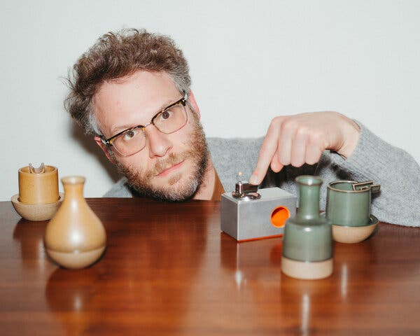 What's Going On with Seth Rogen?