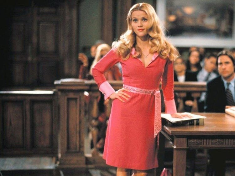 Analyzing the Political Leanings of Elle Woods