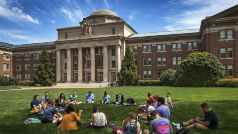 Where is the Class of 2022 Applying?