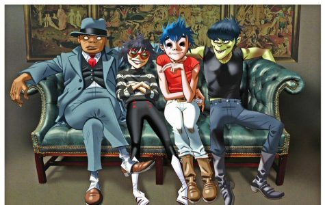 Gorillaz: Your new favorite band