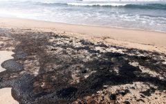 Oil Spill of the Coast of Huntington Beach