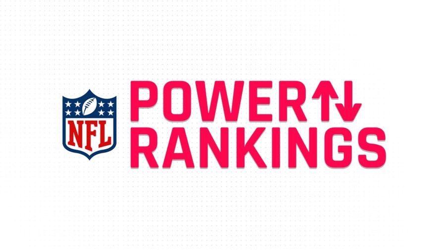 NFL September Power Rankings