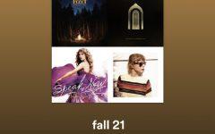 My 2021 Fall Playlist